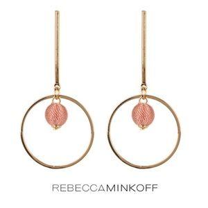 Rebecca Minkoff Hoop Earrings